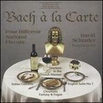 Bach à la Carte