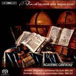Bach: Academic Cantatas