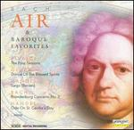Bach Air and Other Baroque Favorites