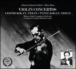 Bach, Berg: Violin Concertos