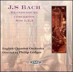 Bach: Brandenburg Concerti Nos. 1-3