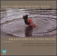 Bach: Brandenburg Concertos (Complete) - Andrew Crowley (trumpet); John Anderson (oboe); Kate Hill (flute); Robert Aldwinckle (harpsichord);...