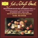 Bach: Brandenburg Concertos Nos.1-3; Concertos BWV 1055 & 1064 [CD 9]