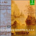 Bach: Brandenburg Concertos Nos. 4, 5, 6; Organ Concerto BWV 1059