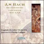 Bach: Brandenburg Concertos, Nos. 4, 5 & 6