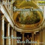 Bach: Brandenburg Concertos Nos. 4, 5 & 6