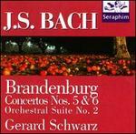 Bach: Brandenburg Concertos Nos. 5 & 6