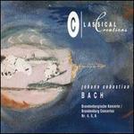 Bach: Brandenburg Concertos Nr. 4, 5, 6