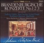Bach: Brandenburgische Konzerte Nos. 1, 2, 3