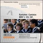 Bach: Cantatas, BWV 1, 125, 147