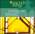 Bach: Cantatas BWV 116, 13 & 144