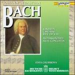 Bach: Cantatas BWV 199 & 51; Flute Concertos