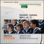 Bach: Cantatas, BWV 3, 65, 72
