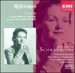 Bach: Cantatas BWV 51, 199 & 202; Arias