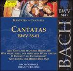 Bach: Cantatas, BWV 58-61