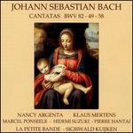 Bach: Cantatas, BWV 82, 49, 58 - Hidemi Suzuki (cello); Klaus Mertens (bass); La Petite Bande; Marcel Ponseele (oboe); Marcel Ponseele (oboe d'amore);...
