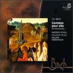 Bach: Cantatas for Alto