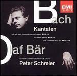 Bach: Cantatas Nos. 56, 82, 158