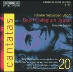 Bach: Cantatas, Vol. 20 - BWV 44, 59, 173, 184