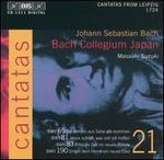 Bach: Cantatas, Vol. 21 - BWV 65, 81, 83