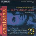 Bach: Cantatas, Vol. 23 - BWV 10, 93, 107, 178
