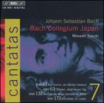 Bach: Cantatas, Vol. 7 - BWV 61, 63, 132, 172