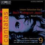 Bach: Cantatas, Vol. 9
