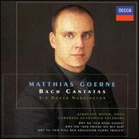 Bach: Cantatas - Albrecht Mayer (oboe); Camerata Academica Salzburg; Matthias Goerne (baritone); Rainer Schmidt (violin);...