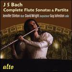 Bach: Complete Flute Sonatas & Partita
