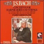 Bach: Concertos for Harpsichord and Strings