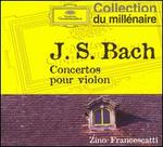 Bach: Concertos pour violon