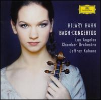 Bach: Concertos - Allan Vogel (oboe); Hilary Hahn (violin); Margaret Batjer (violin); Los Angeles Chamber Orchestra; Jeffrey Kahane (conductor)