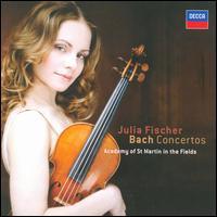 Bach: Concertos - Alexander Sitkovetsky (violin); Andrey Rubtsov (oboe); Julia Fischer (violin); Academy of St. Martin-in-the-Fields