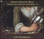 Bach: Concerts avec plusieurs instruments, Vol. 2