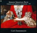Bach: Concerts avec plusieurs instruments, Vol. 6
