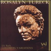 Bach: Goldberg Variations - Rosalyn Tureck (piano)