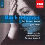 Bach, Handel: Solo Cantatas & Arias