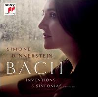 Bach: Inventions & Sinfonias - Simone Dinnerstein (piano)