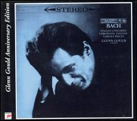 Bach: Italian Concerto; Chromatic Fantasy; Various Pieces - Glenn Gould (piano)