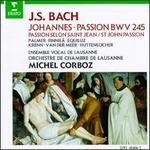 Bach: Johannes-Passion - Birgit Finnila (alto); Ensemble Vocal de Lausanne; Felicity Palmer (soprano); Fritz Widmer (double bass);...