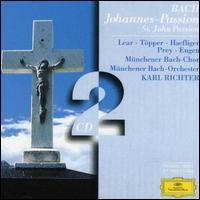 Bach: Johannes-Passion - Ernst Haefliger (tenor); Evelyn Lear (soprano); Hermann Prey (baritone); Hertha Töpper (contralto); Keith Engen (bass);...