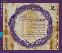 Bach: Johannes-Passion - Andreas Burkhart (vocals); Andreas Hirtreiter (vocals); Christian Baumann (speech/speaker/speaking part);...