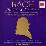 Bach: Kantaten, BWV 111, 140, 71
