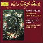 Bach: Magnificat; 3 Motets