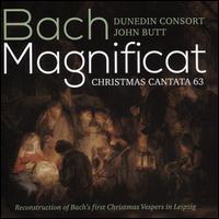 Bach: Magnificat - Clare Wilkinson (mezzo-soprano); Joanne Lunn (soprano); Julia Doyle (soprano); Matthew Brook (bass); Nicholas Mulroy (tenor);...
