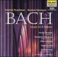 Bach: Mass in B minor - Ellen Rabiner (contralto); Mark Tucker (tenor); Nathan Berg (bass baritone); Nicole Heaston (soprano);...