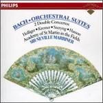 Bach: Orchestra Suites; 2 Double Concertos [Disc 1]