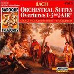 Bach: Orchestral Suites Nos. 1-3