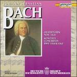 Bach: Ouvertüren Nos. 3 & 4; Concertos BWV 1060 & 1063