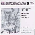 Bach: Overtures (Suites) Nos. 1-4